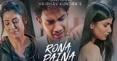 Rona Paina Lyrics Vaibhav Kundra