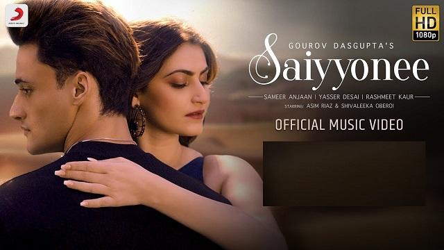 Saiyyonee Lyrics Yasser Desai | Rashmeet kaur