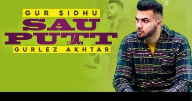 Sau Putt Lyrics Gur Sidhu | Gurlez Akhtar