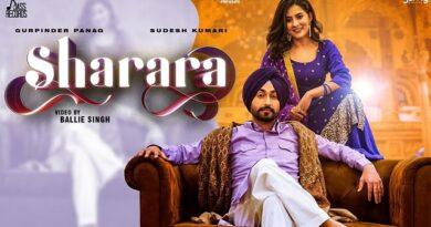 Sharara Lyrics Gurpinder Panag