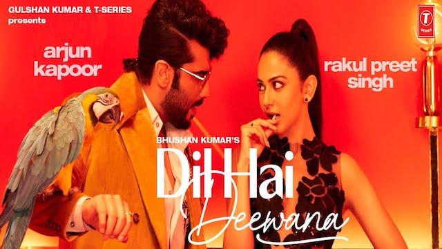 Dil Hai Deewana Lyrics Darshan Raval | Zara Khan