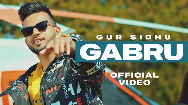 Gabru Lyrics Gur Sidhu