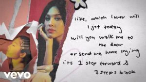 1 Step Forward, 3 Steps Back Lyrics - Olivia Rodrigo