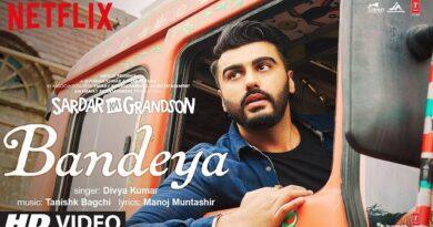 Bandeya Lyrics Sardar Ka Grandson | Film Version