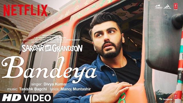 Bandeya Lyrics Sardar Ka Grandson