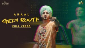 Gedi Route Lyrics - Akaal