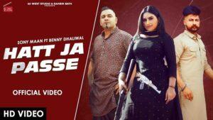 Hatt Ja Passe Lyrics Sony Maan | Benny Dhaliwal