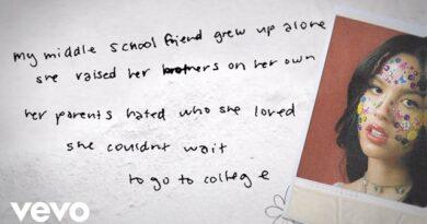 Hope Ur Ok Lyrics - Olivia Rodrigo