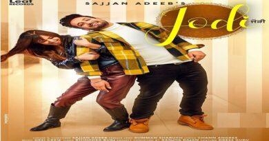 Jodi Lyrics - Sajjan Adeeb