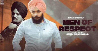 Men of Respect Lyrics Ekam Sudhar
