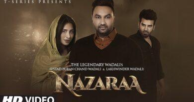 Nazaraa Lyrics Puran Chand Wadali | Lakhwinder Wadali