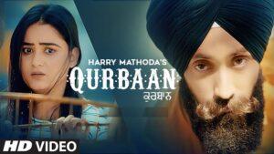 Qurbaan Lyrics Harry Mathoda