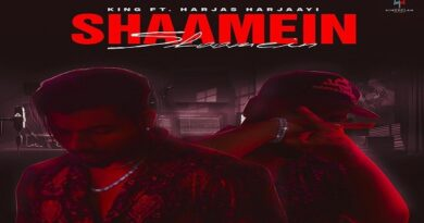 Shaamein Lyrics - King   Harjas
