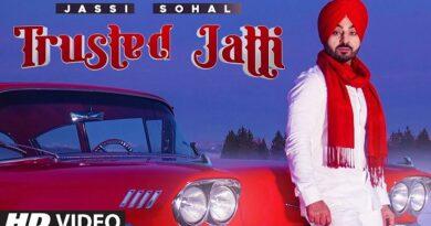 Trusted Jatti Lyrics Jassi Sohal