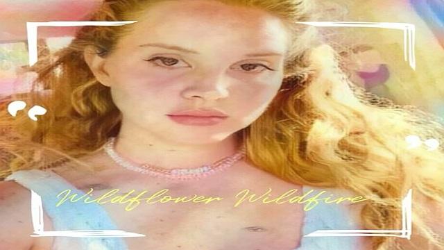 Wildflower Wildfire Lyrics - Lana Del Rey