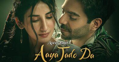 Aaya Jado Da Lyrics Asees Kaur   Aparshakti Khurana
