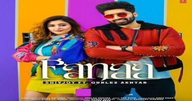 Fanaa Lyrics Shivjot | Gurlez Akhtar