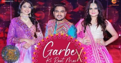 Garbe Ki Raat Mai Lyrics - Bhoomi Trivedi