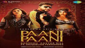 Paani Paani Lyrics - Badshah   Jacqueline Fernandez