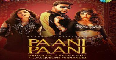 Paani Paani Lyrics - Badshah | Jacqueline Fernandez