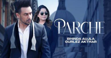 Parche Lyrics Bhinda Aujla | Gurlej Akhtar