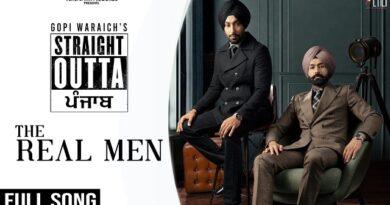 The Real Men Lyrics Gopi Waraich