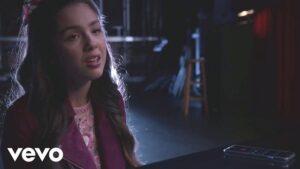 The Rose Song Lyrics - Olivia Rodrigo