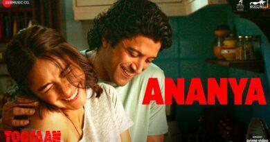 Ananya Lyrics - Arijit Singh | Toofaan