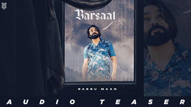 Barsaat Lyrics Babbu Maan