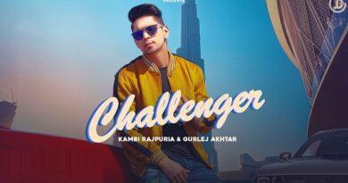 Challenger Lyrics Kambi Rajpuria | Gurlez Akhtar