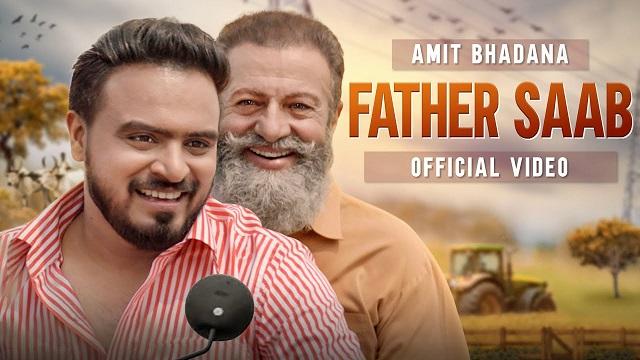 Father Saab Lyrics Amit Bhadana | King