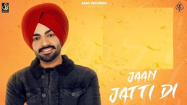 Jaan Jatti Di Lyrics Jordan Sandhu