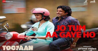 Jo Tum Aa Gaye Ho Lyrics Arijit Singh | Toofaan