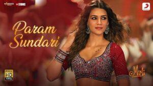 Param Sundari Lyrics - Mimi | Shreya Ghoshal