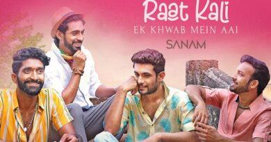 Raat Kali Ek Khwab Mein Aai Lyrics Sanam Puri