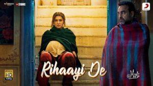 Rihaayi De Lyrics - Mimi   A.R. Rahman