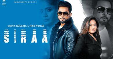 Siraa Lyrics Geeta Zaildar   Miss Pooja