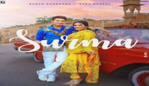 Surma Lyrics - Karan Randhawa