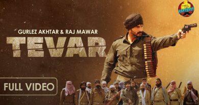 Tevar Lyrics Gurlez Akhtar | Raj Mawar