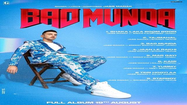 Bad Munda Album All Songs List with Lyrics & Videos
