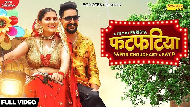 Fatfatiya Lyrics Manisha Sharma | Sapna Choudhary