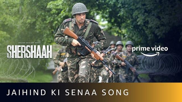 Jai Hind Ki Senaa Lyrics Shershaah