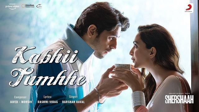 Kabhii Tumhhe Lyrics - Darshan Raval   Shershaah