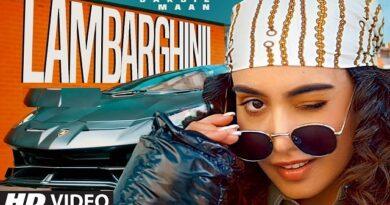 Lambarghinii Lyrics Barbie Mann