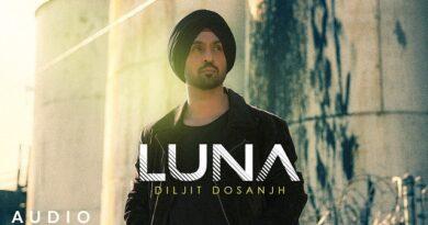 Luna Lyrics - Diljit Dosanjh