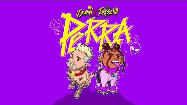 Perra Lyrics - J Balvin