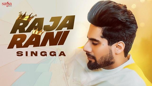 Raja Rani Lyrics Singga