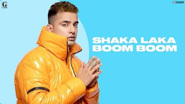 Shaka Laka Boom Boom Lyrics Jass Manak | Simar Kaur