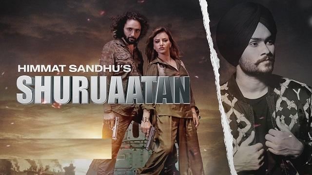 Shuruaatan Lyrics Ucha Pind | Himmat Sandhu