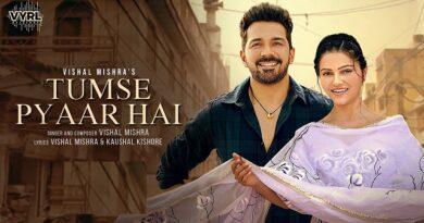 Tumse Pyaar Hai Lyrics Vishal Mishra